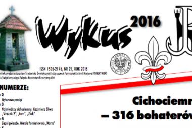 Gazetka Wykusowa 2016